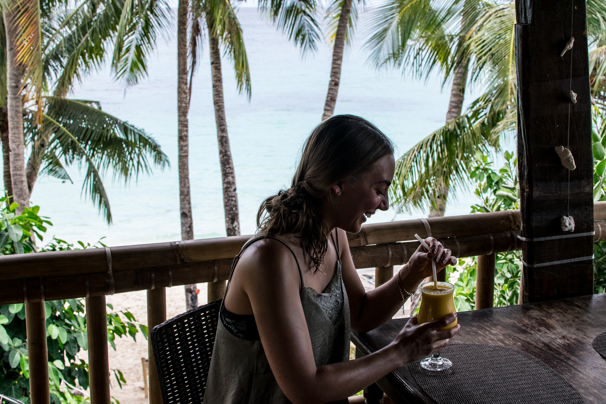 Drinks auf Boracay